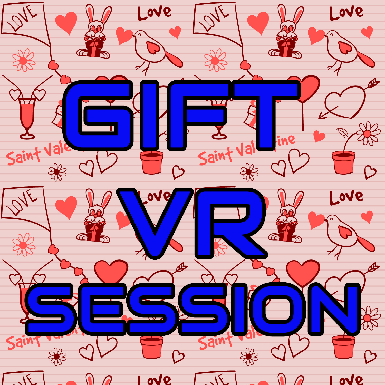 VR GIFT VOUCHER – 1 TO 4 PEOPLE – 1 HOUR